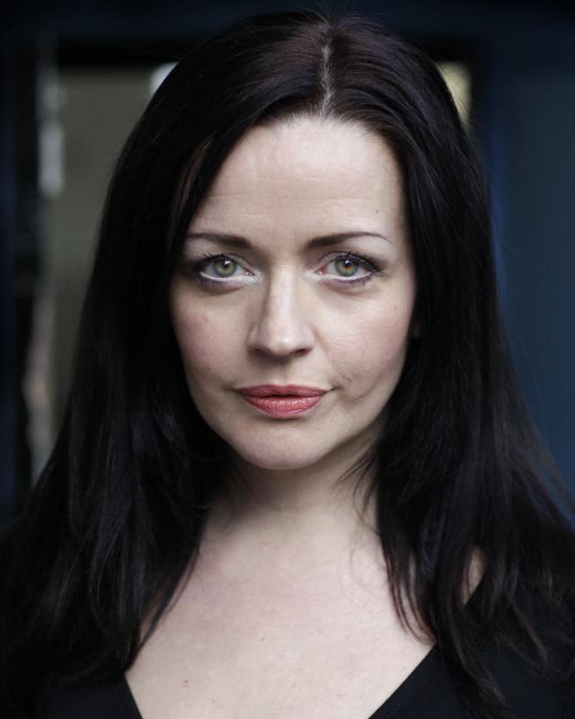 Natalie Hughes - as the Policewoman