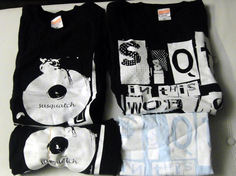 susquatch shirts