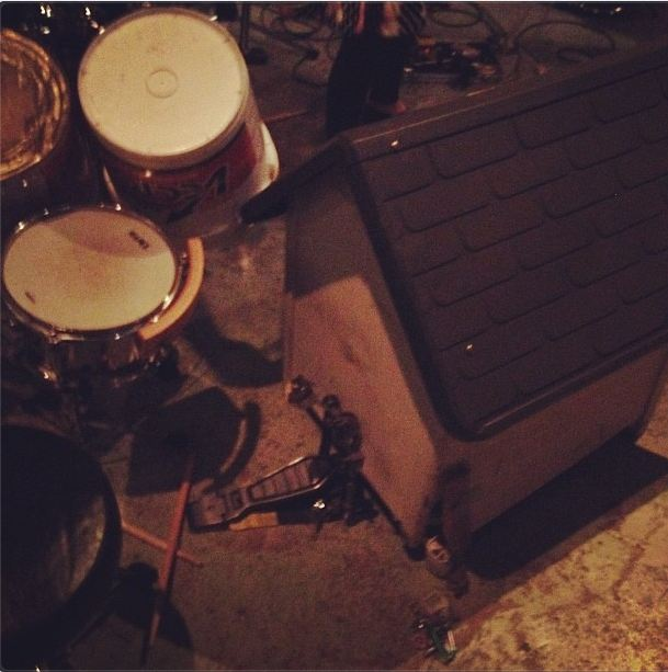 doghouse bass drum