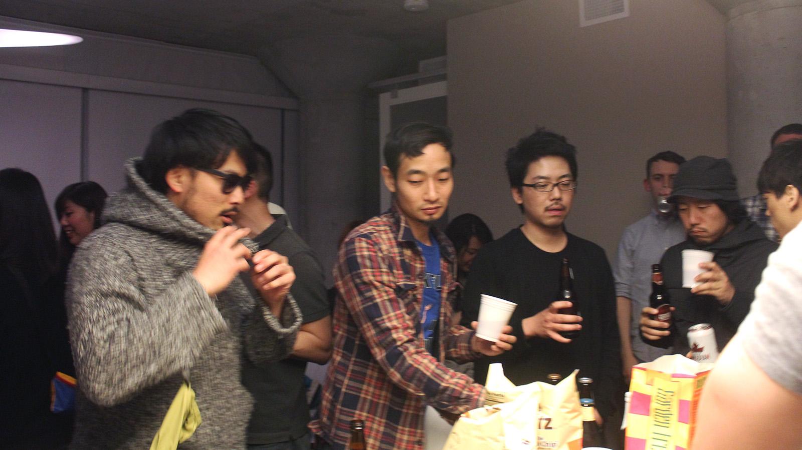 motk house party