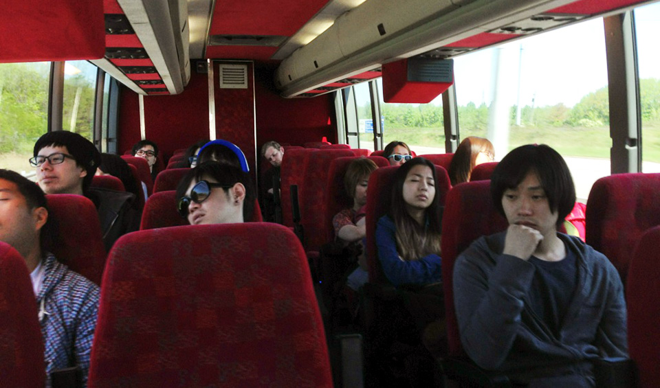 niagara bus