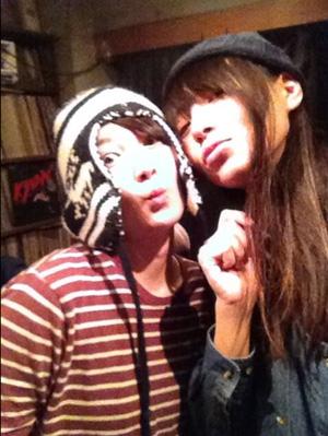 Sato & Tatejima; bffs