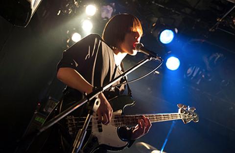 Ryosuke Korenaga  (bass)