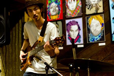 Go Yamada (Bass)