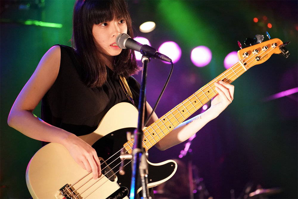 Taka no Shima(Bass/Chorus)