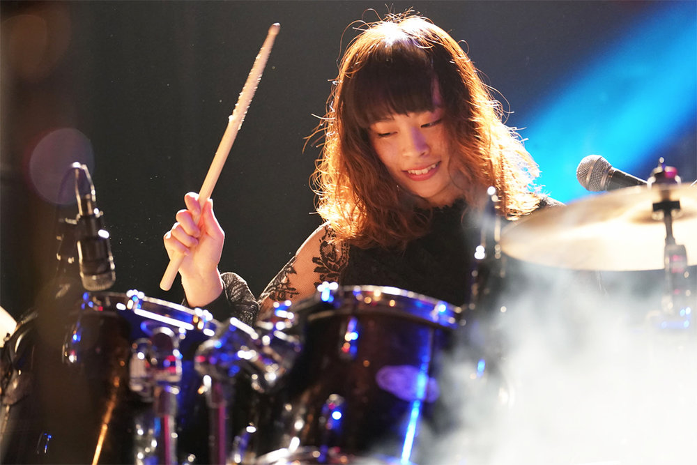 Riichan (Drums/Chorus)