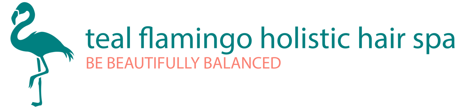 Teal Flamingo Holistic Hair Spa