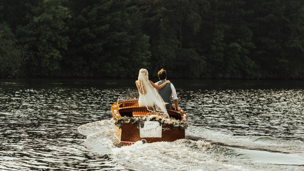 Wedding Films - See examples of others love stories! Each being a unique story of their beautiful day.