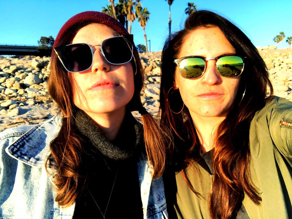 two boss babes - chap.three was founded by best friends and longtime collaborators Ellen Steves and Lauren Currie.