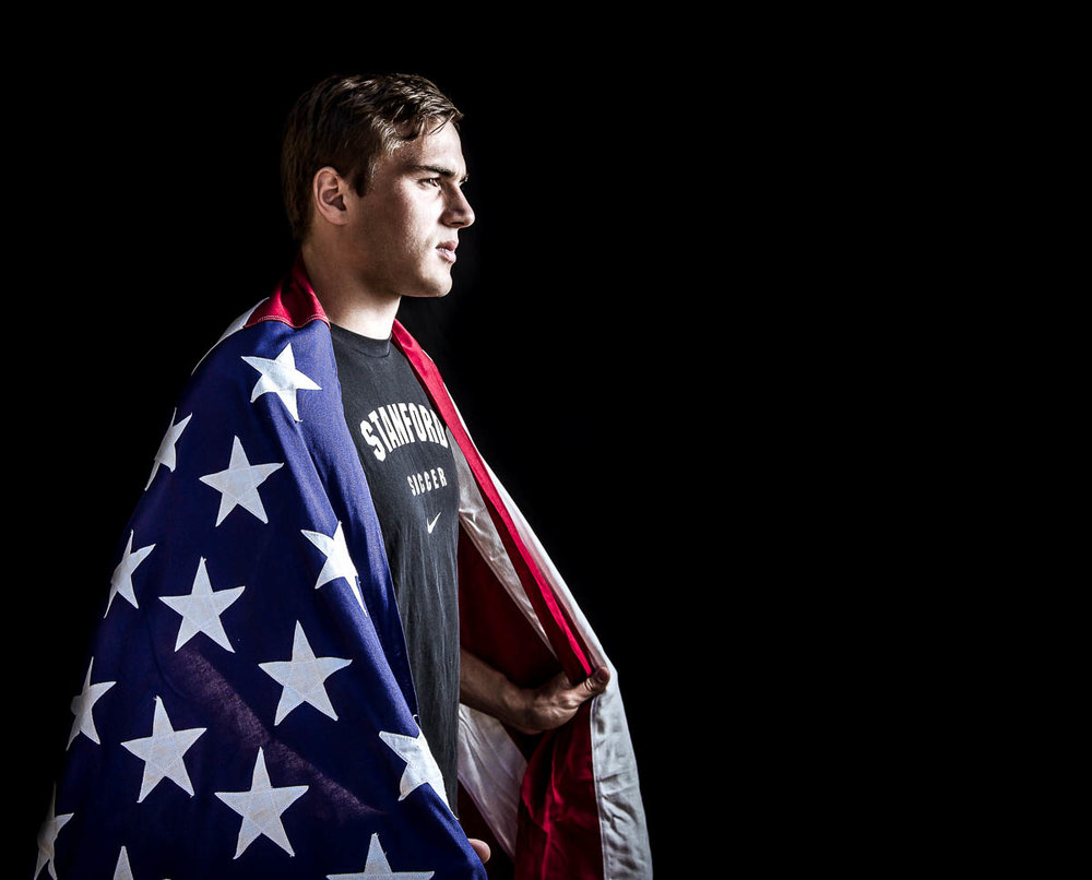 STANFORD - -All-American