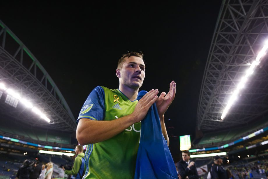 Sounder At Heart:  2/19/17
