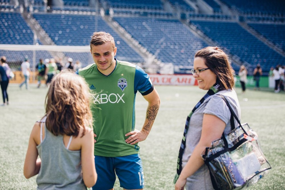 SEATTLE SOUNDERS FC: 5/10/17