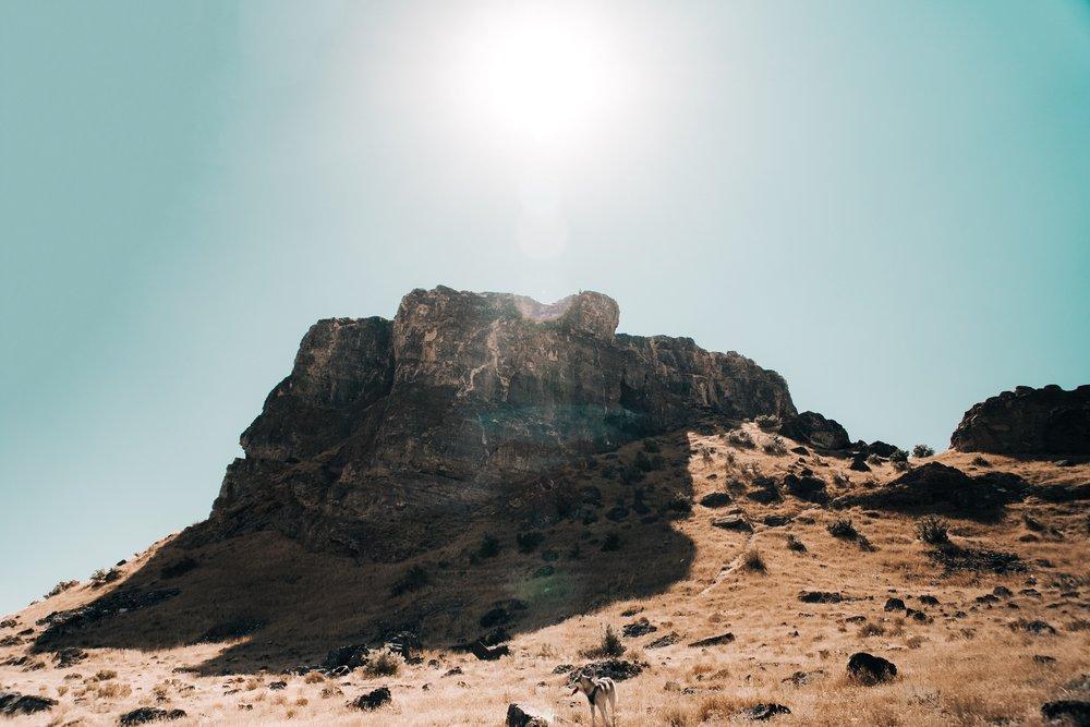 Lone Rock, Utah| Edward Arthur Dalton