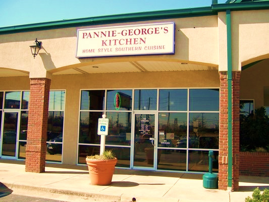 Pannie George's Kitchen