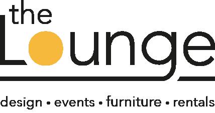 The Lounge Design Events Furniture Rental