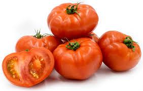 Organic beefsteak tomato $1.99/lb -