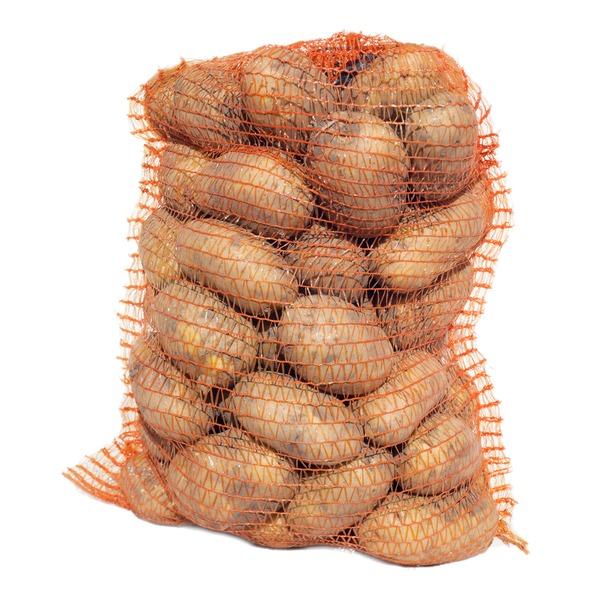 ORGANIC Russet potato bag, 5lb $4.29 -