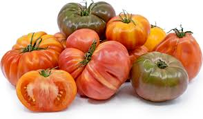 heirloom tomatoesorganic $3.99/lbconventional $3.79/lb -