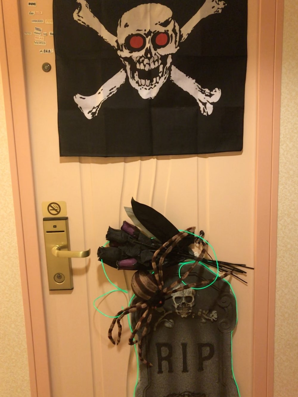 Halloween Door!