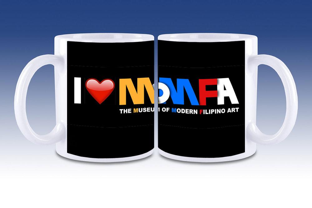 MoMFA Mugs -