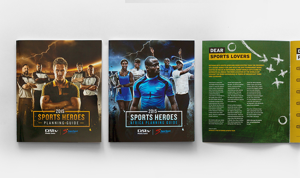 Sports Event Collateral — JOANNA PETERS-SCOTT