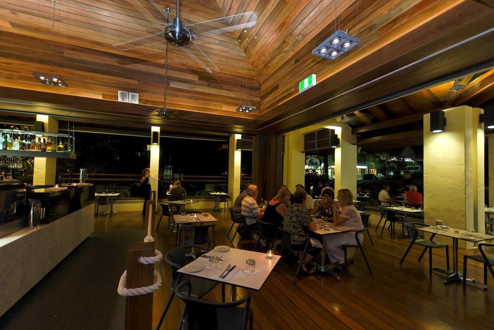 Finz Restaurant    View Project