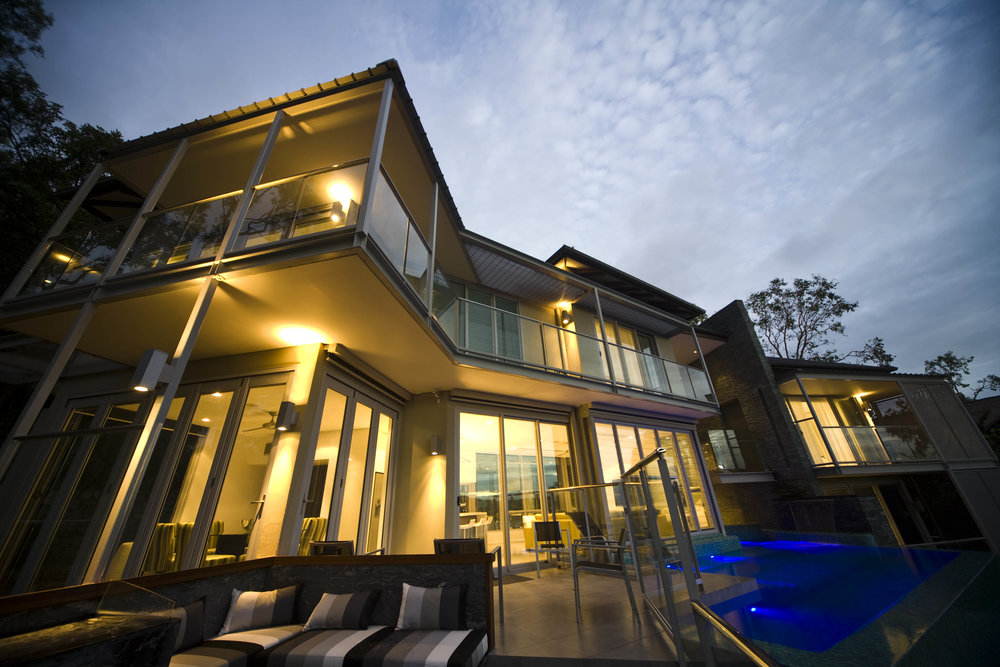 Hamilton Island residence    View Project