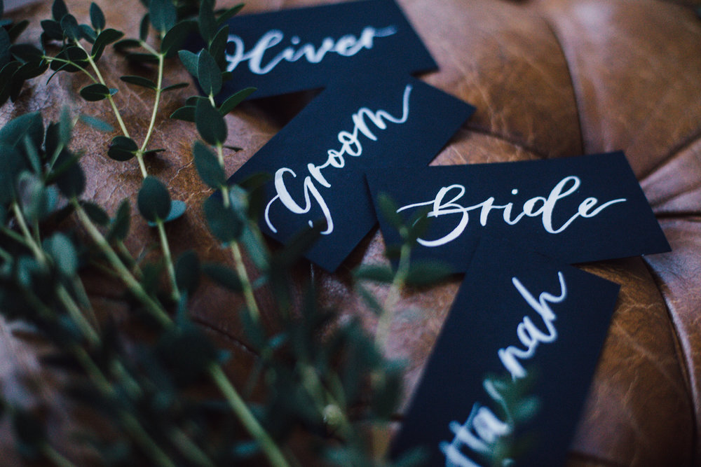 Orange Pippin wedding name places
