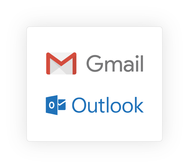 Now you can have Veevart and your email in a single place - Whether you are using Gmail or Outlook, you can sync your client's emails and even see if they have open them. Take your communications to the next level with Veevart