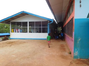 Home of Hope, next to the Kae Noi Royal Project School