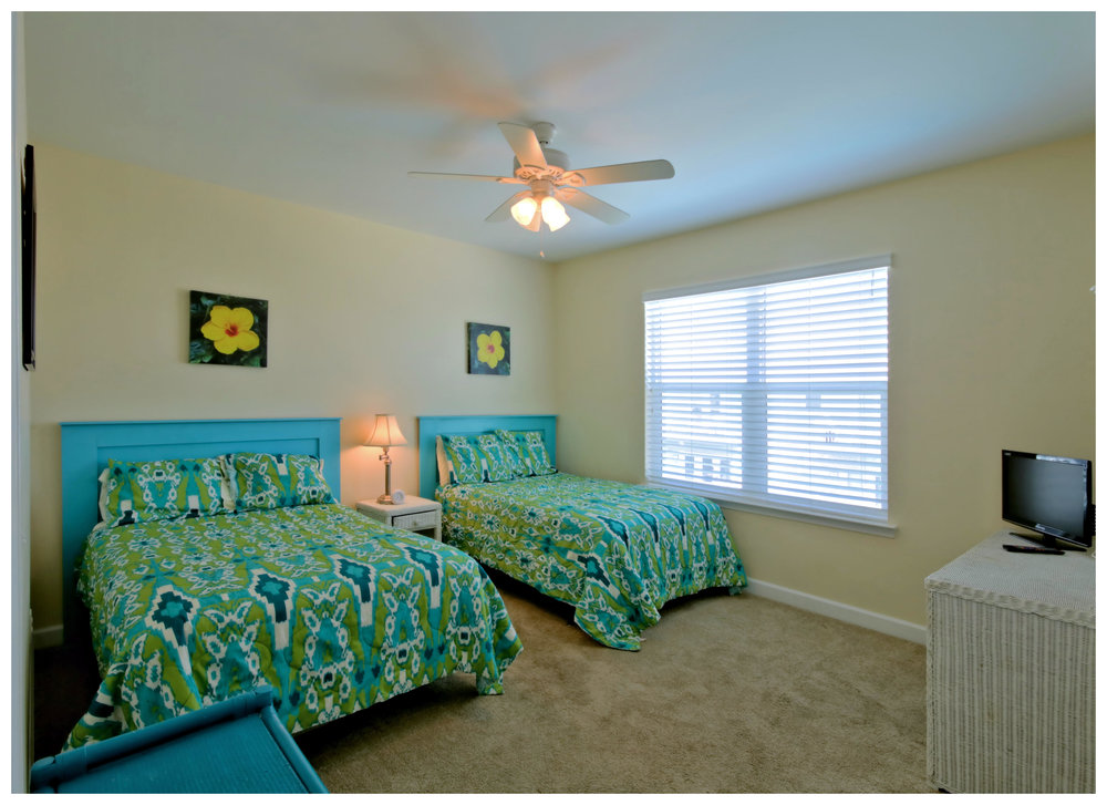 2 double bedroom