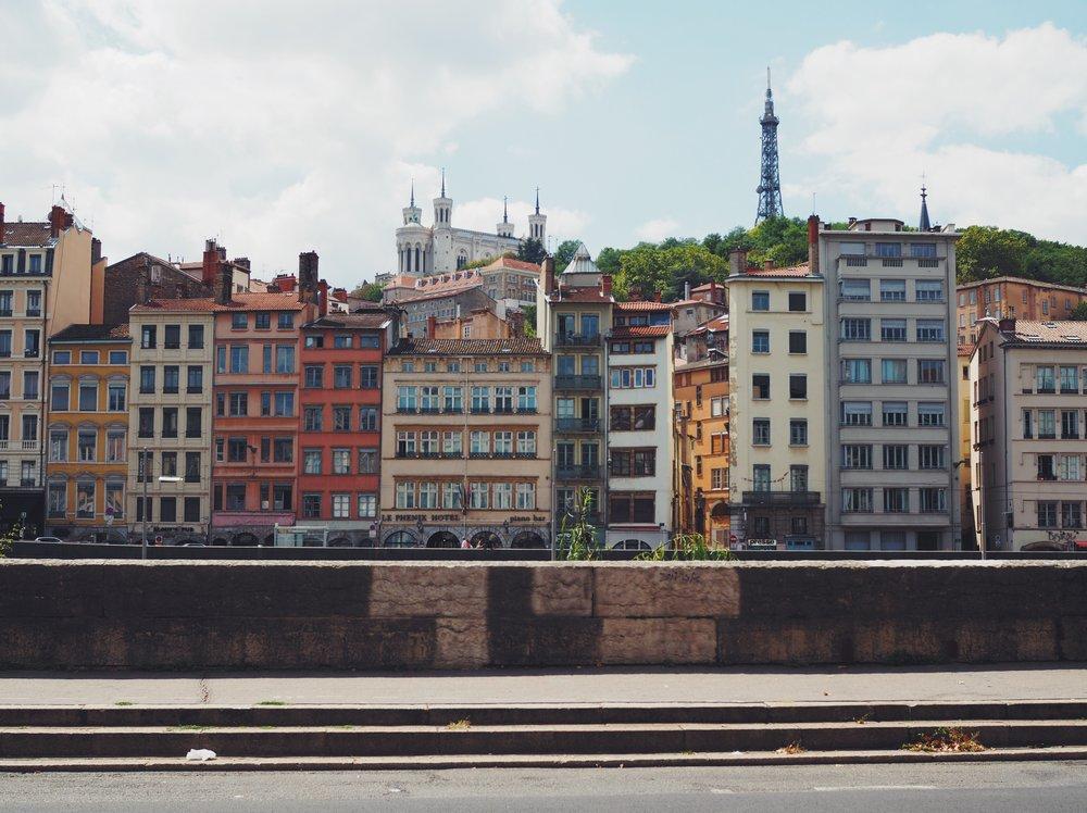 Lyon - Printemps & L'Été