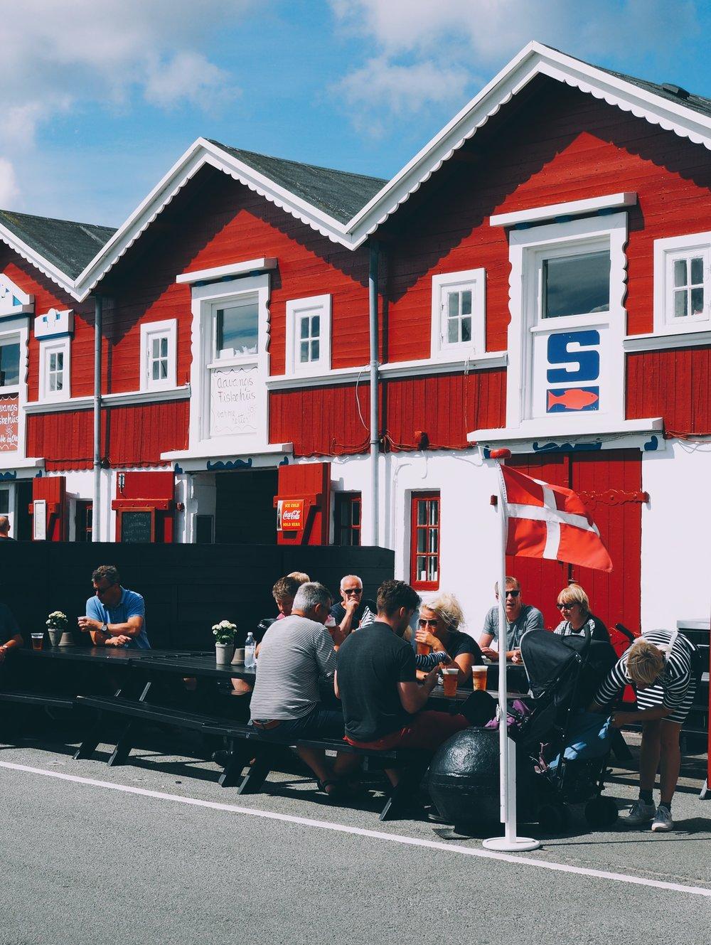 Fiskehus Skagen