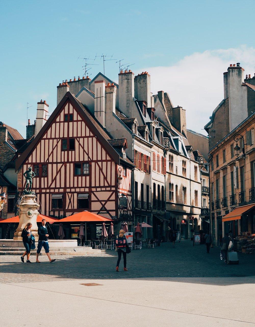 Dijon - France