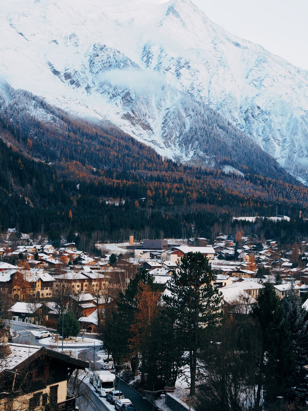 Chamonix - Photo Journal