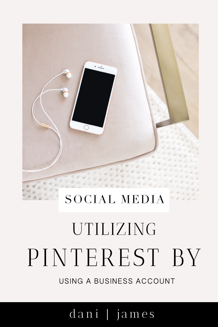 Why you need a Pinterest business account  | upleveling ceo