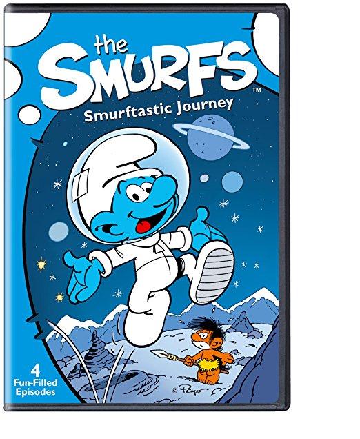Smurfs Smurftastic Journey.jpg