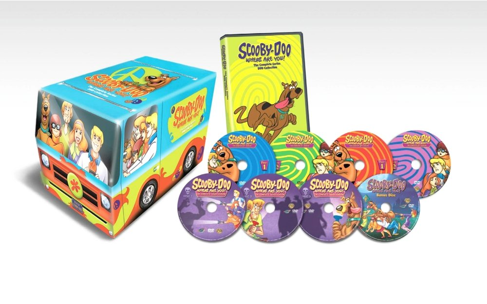 Scooby-Doo Complete Series Box