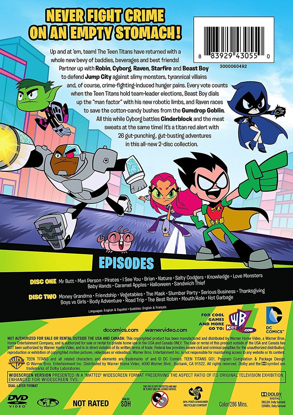 Teen Titans Go Appetite back.jpg