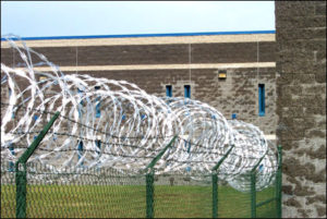 Erie, PA (October 20, 2016) Erie County Prison (Photo Credit: Lauren Benzo)