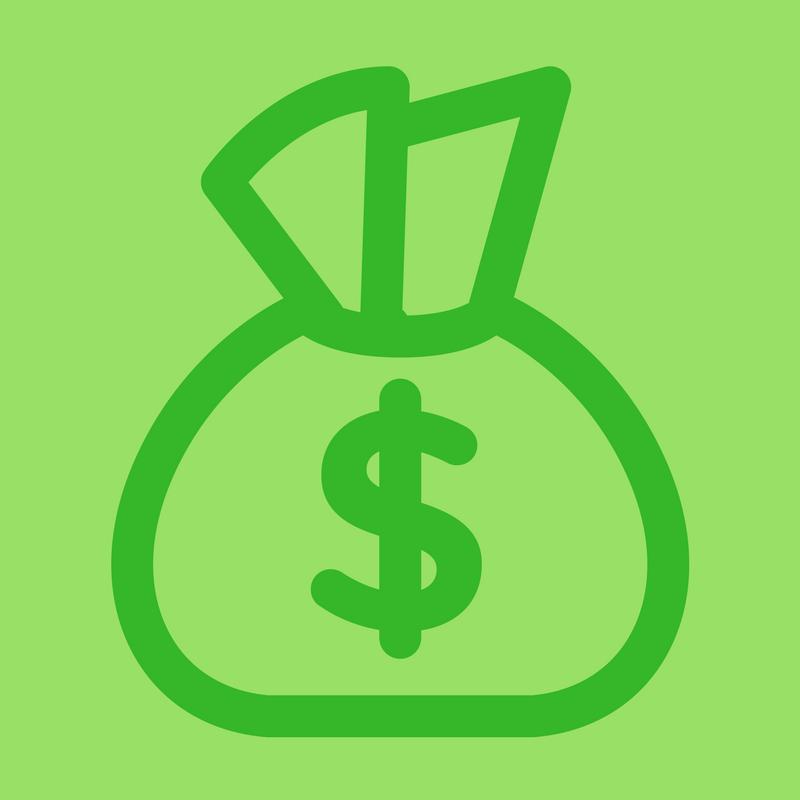 moneybag illustration