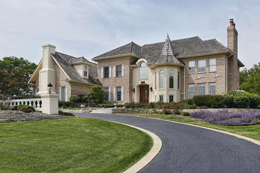 large-luxury-home-landscaped