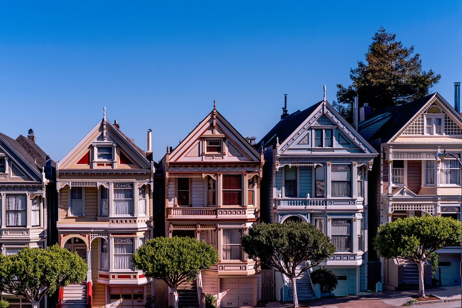 Housing Inflation in Suburban Neighborhood