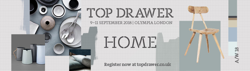 TopDrawer London Stand R24