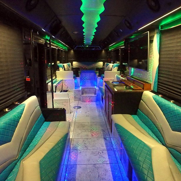 Black Panther Party Bus