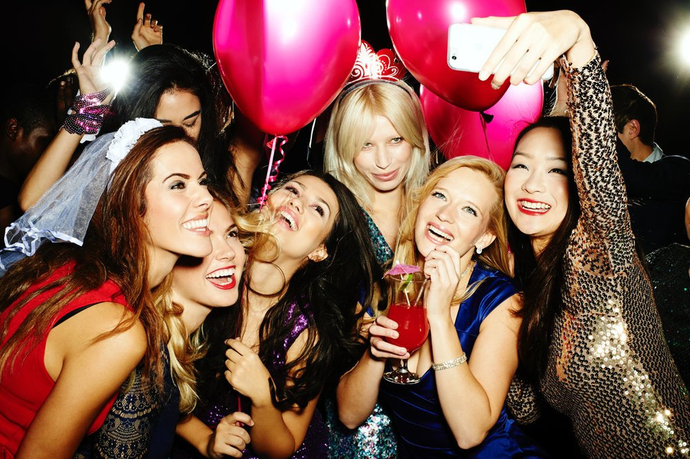Bachelor & Bachelorette Parties
