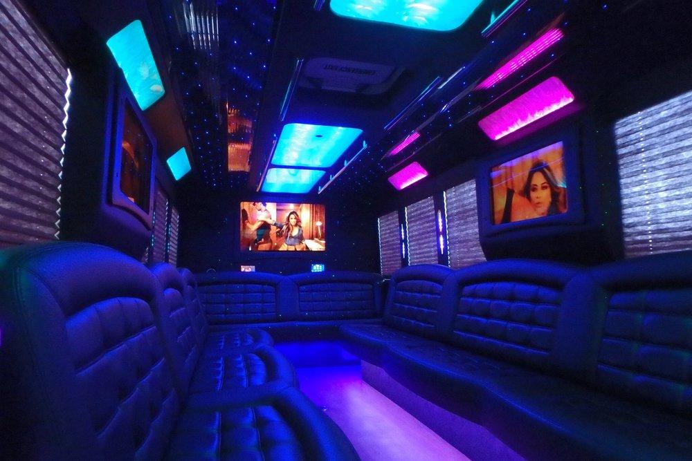 Tiffany F550 Party Bus