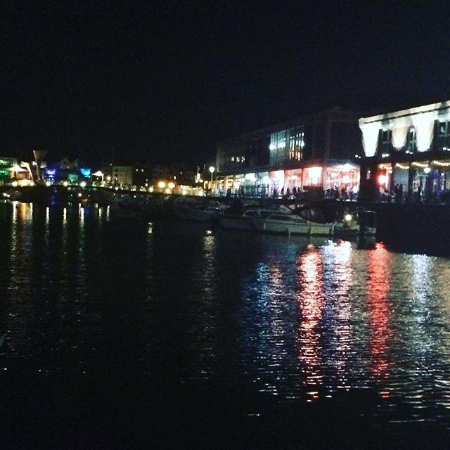 Looking good Bristol #harbourside #pride🌈