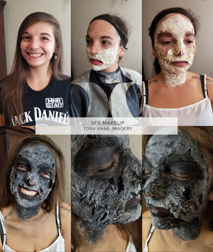 Progress Collage_Special Effects Makeup Artist_©Tora Anne Thompson_Springfield MO.png