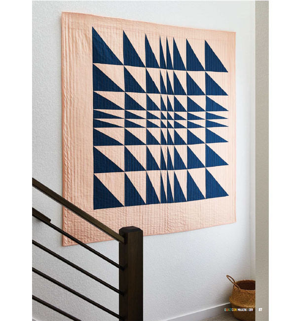 As styled and photographed by The Quilting Company.